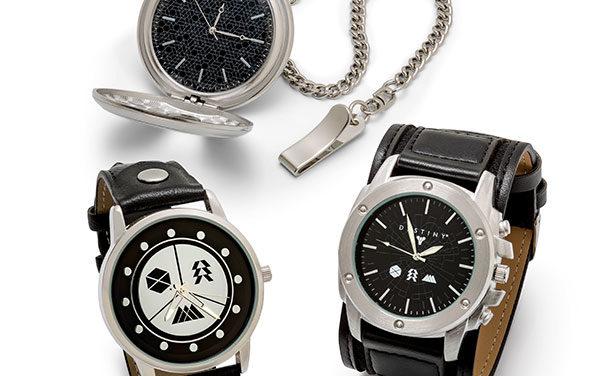 Timepieces of Destiny 2