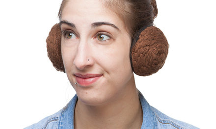 Star Wars Princess Leia Earmuffs