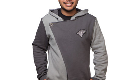 Game of Thrones Stark Costume Hoodie