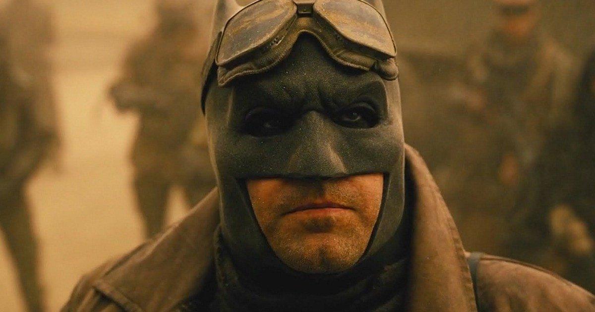 Knightmare Batman Now In DC Comics