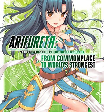 Arifureta: From Commonplace to World's Strongest Volume 4