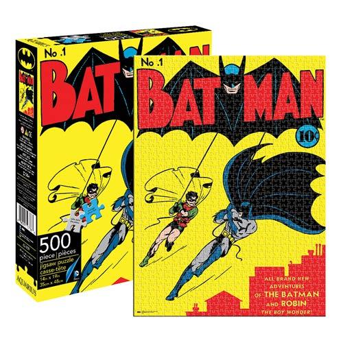 Batman #1 Comic Cover 500-Piece Puzzle