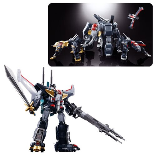 GX-13R Choju Kishin Dankouga Dancouga Super Beast Machine God Bandai Soul of Chogokin Action Figure – Free Shipping