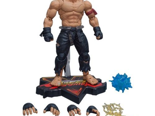 Street Fighter V Hot Ryu Black Pants Ver 1:12 Scale Action Figure – NYCC 2017 Exclusive – Free Shipping