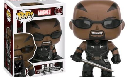 Marvel Blade Pop! Vinyl Figure – Previews Exclusive