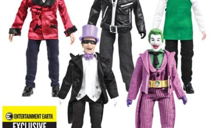 Batman Classic 1966 TV Series 8-Inch Action Figure Set – Entertainment Earth Exclusive – Free Shipping