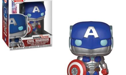Marvel: Contest of Champions Civil Warrior Pop! Vinyl Figure