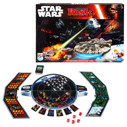 Star Wars: The Force Awakens Risk Game – Free Shipping