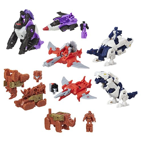 Transformers Generations Titan Masters Wave 5 Set – Free Shipping