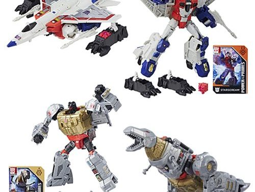 Transformers Generations Power of the Primes Voyager Wave 1 Case
