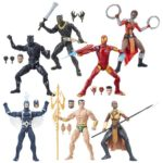 Black Panther Marvel Legends 6-Inch Action Figures Wave 1 – Free Shipping