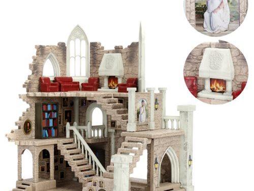 Harry Potter Nano Metalfigs Gryffindor Tower Nano Scene Environment – Free Shipping