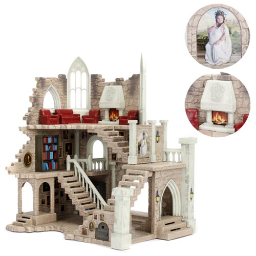 Harry Potter Nano Metalfigs Gryffindor Tower Nano Scene Environment – Free Shipping