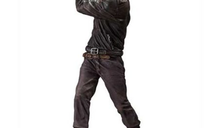 The Walking Dead Negan Deluxe 10-Inch Action Figure – Free Shipping