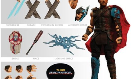 Thor Ragnarok Thor One:12 Collective Action Figure – Free Shipping