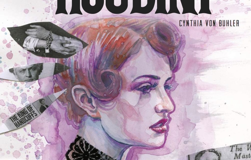 The Girl Who Handcuffed Houdini