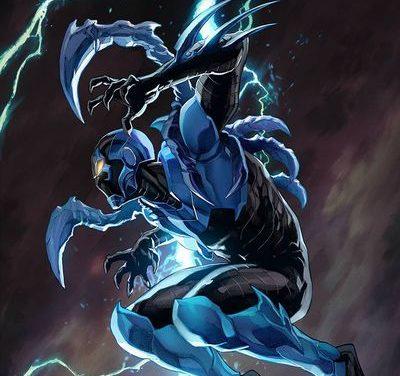 Blue Beetle #15 (Segovia Variant)