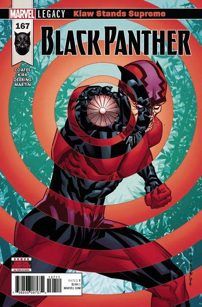 Black Panther #167
