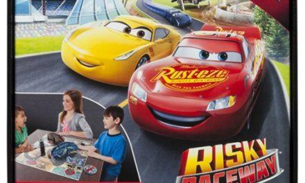 Cars 3 Risky Raceway Board Game