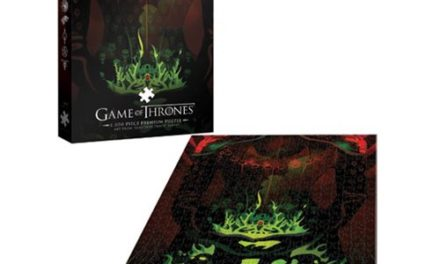 Game of Thrones Long May She Reign 1000-Piece Premium Puzzle – Free Shipping