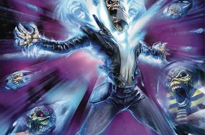 Iron Maiden Legacy Of The Beast #1 (of 5) (Cover A – Casas)