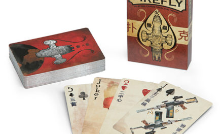 Firefly Playing Cards