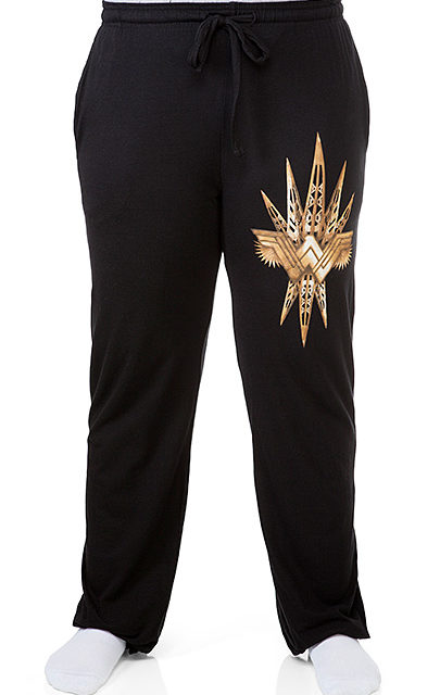 Wonder Woman Plus Size Lounge Pants