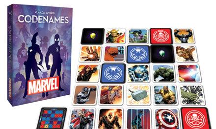 Codenames – Marvel Edition