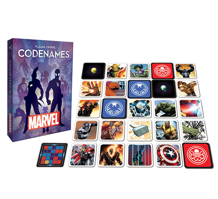 Codenames – Marvel Edition