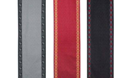 Game of Thrones Table Runners, Set of 3