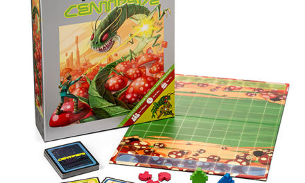 Centipede Board Game – Exclusive Atari 2600 Edition