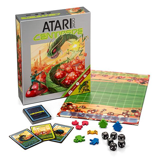 Centipede Board Game – Exclusive Atari 2600 Edition