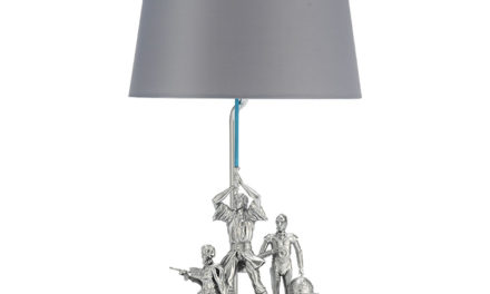Star Wars: A New Hope Pewter Lamp