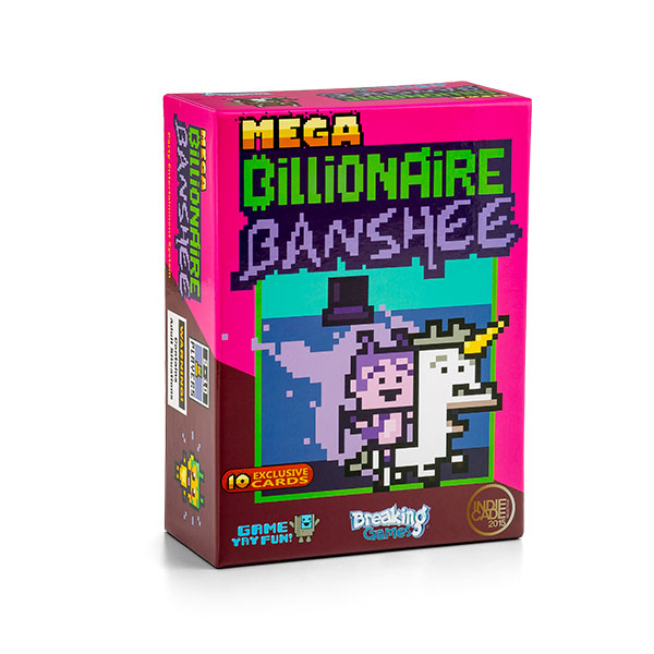 Mega Billionaire Banshee – Exclusive