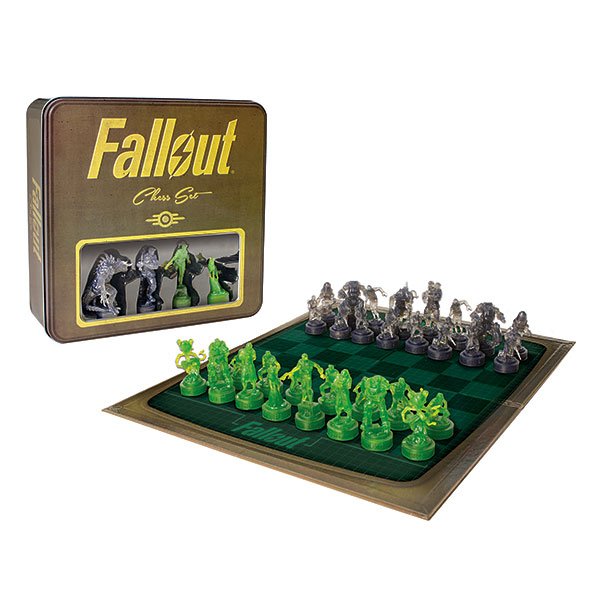 Fallout Chess – Exclusive