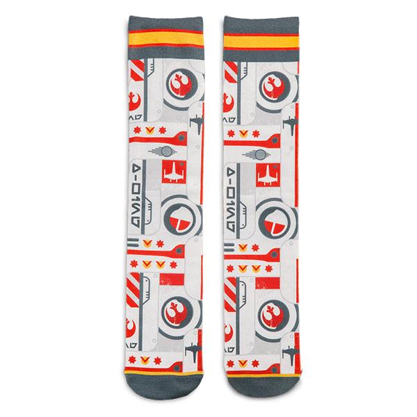 Star Wars Resistance Socks