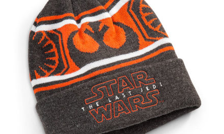 Star Wars Red Banner Beanie