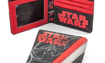 Star Wars Kylo Silencer Wallet