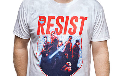 Star Wars Resist Team T-Shirt