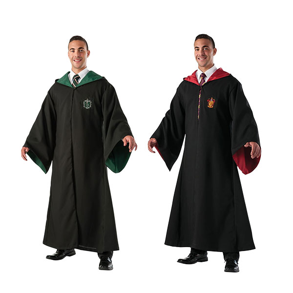 Harry Potter Cosplay House Robe