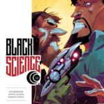 Black Science #33 (Cover A – Scalera & Dinisio)