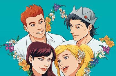 Archie #25 (Cover A – Audrey Mok)