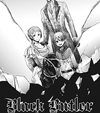 Black Butler, Chapter 134 (Black Butler Serial)