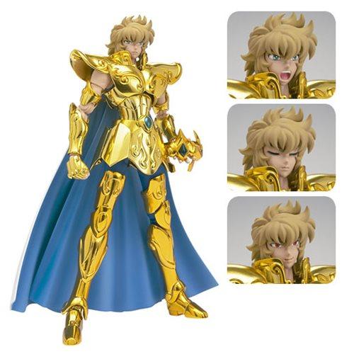 Saint Seiya Leo Aiolia God Cloth Bandai Saint Cloth Myth EX Action Figure – Free Shipping