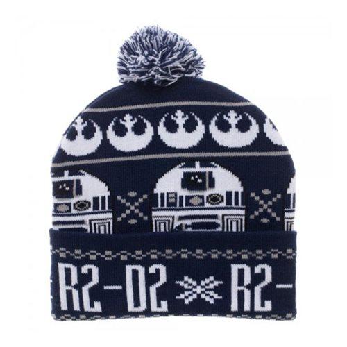 Star Wars R2-D2 Pom Beanie