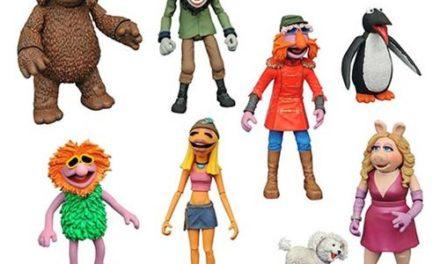 The Muppets Select Action Figures Multi-Pack Series 3 Set – Free Shipping