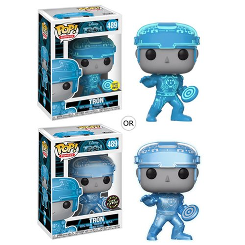 Tron Pop! Vinyl Figure