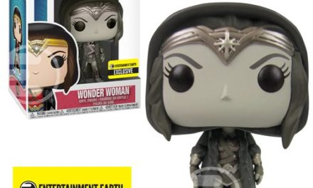 Wonder Woman Movie Cloak Sepia Pop! Vinyl Figure #229 – Entertainment Earth Exclusive