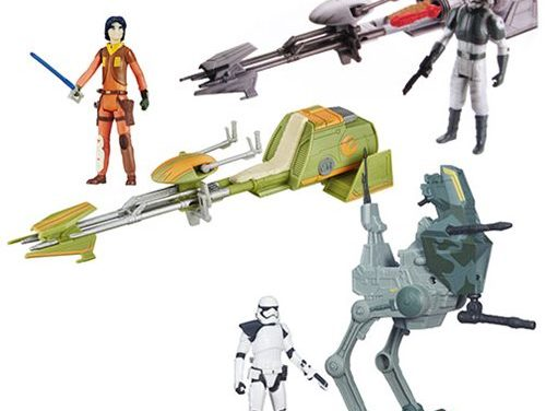 Star Wars Rogue One Class I Vehicles Wave 1 Case – Free Shipping