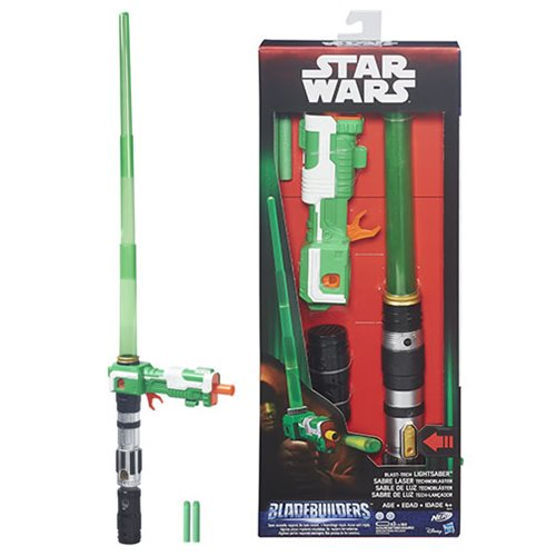 Star Wars Rogue One Bladebuilders Blast Tech Lightsaber – Free Shipping